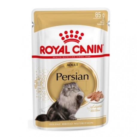 Royal Canin alimento húmedo para gatos persas