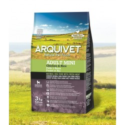 Arquivet Adult Mini Pollo y Arroz
