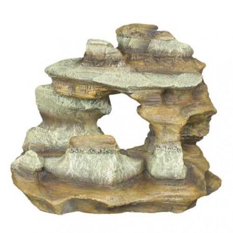 Roca decorativa acuarios y terrarios Amman Rock