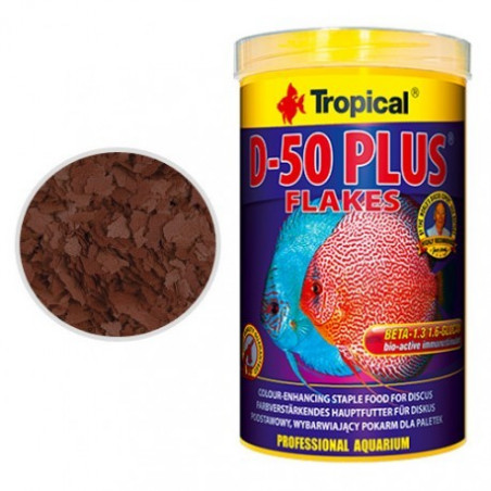 Tropical D-50 PLUS Copos Para Discus