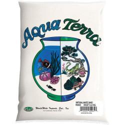 Aqua Terra arena blanca para acuarios