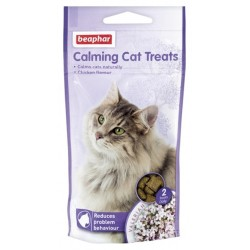 Snack Calming Treats para gatos