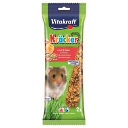 Vitakraft Hamster Barritas Frutas & copos de Cereales