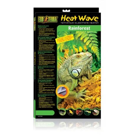Exoterra calentador de terrarios tropicales Heat Wave