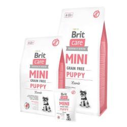 Brit Care Mini Grain Free Puppy cordero