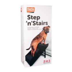 Escalera y rampa 2 en 1 para perros