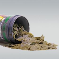 JBL spirulina para peces herbívoros de agua dulce y marinos