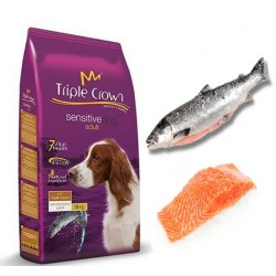 pienso perro triple crown salmon sensitive