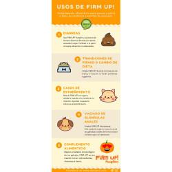 Firm Up Pumpkin Regulador Intestinal para Perros
