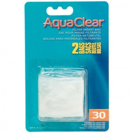 Bolsas de red Aquaclear para elementos filtrantes
