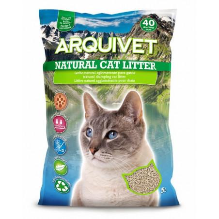 Natural Cat Litter arena de gato
