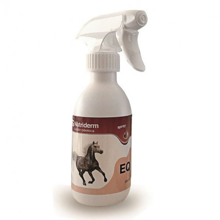 Nutriderm EQ spray para caballos