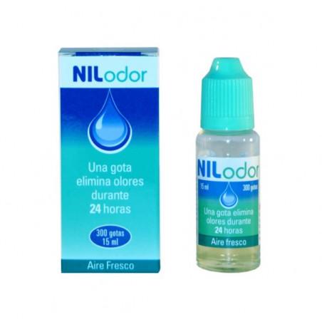 Nidolor gotas desodorante ambiental concentrado