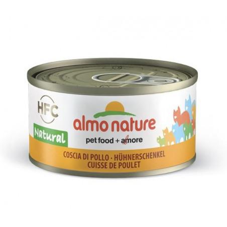 Almo Nature HFC de Muslo de Pollo 70gr