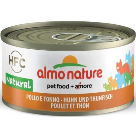 Almo Nature HFC de Pollo y Atún