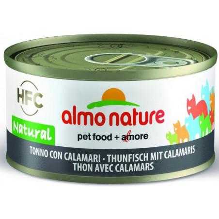 Almo Nature HFC Atún con Calamares Gelatina para Gatos