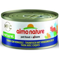 Almo Nature HFC Atún con Almejas para Gatos