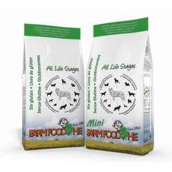 Farm Food HE Sin Gluten con Aceite de Salmón para cachorros y perros mini