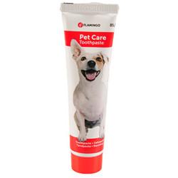 Dentífrico para cuidado de dientes de perro