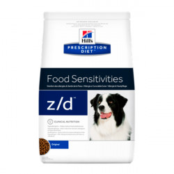 Hill's Prescription Diet Canine z/d Allergy & Skin