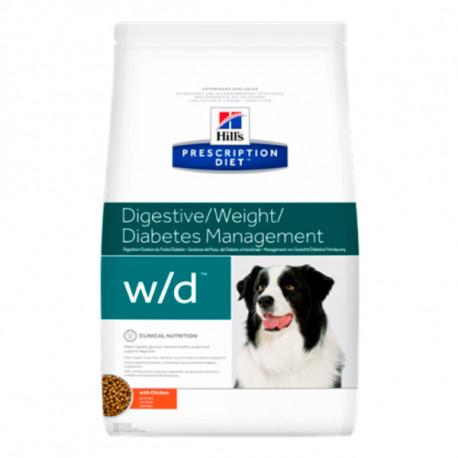 Prescription Diet Canine w/d Seco