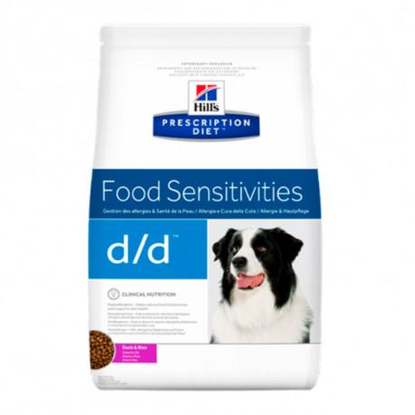 Prescription Diet Canine d/d Pato y Arroz
