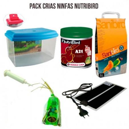 Pack Cria Ninfas Nutribird