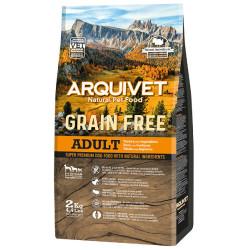 Arquivet Pienso Grain Free de Pavo con Verduras