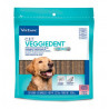 Láminas masticables Veggiedent Fresh para perros Large
