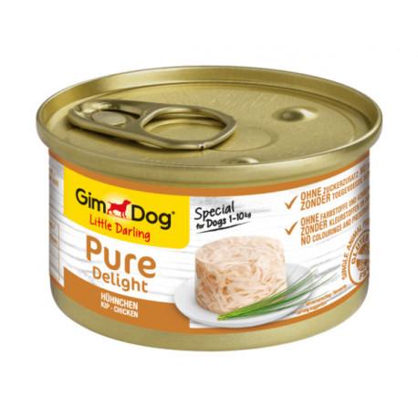 Gimdog Pure Delight con pollo para perros