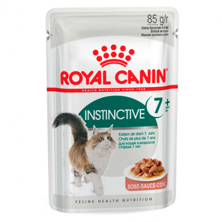 Royal Canin Gatos Instinctive +7 Gelatina