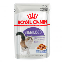Royal Canin Gatos Sterilised gelatina