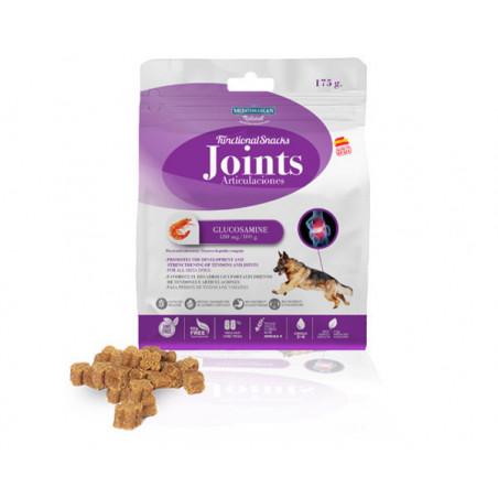 Mediterranean Natural Functional Snacks con Glucosamina