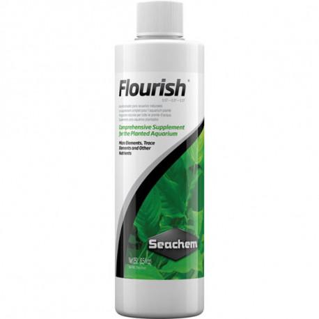 Seachem Flourish Nutrientes para Plantas de Acuarios