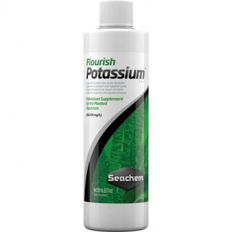 Seachem Flourish Potassium Suplemento para Plantas