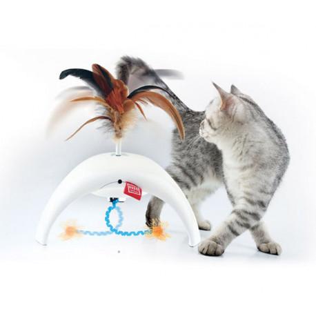 Juguete Feather Spinner con Sensores