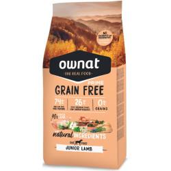 Ownat Prime Grain Free Junior Cordero