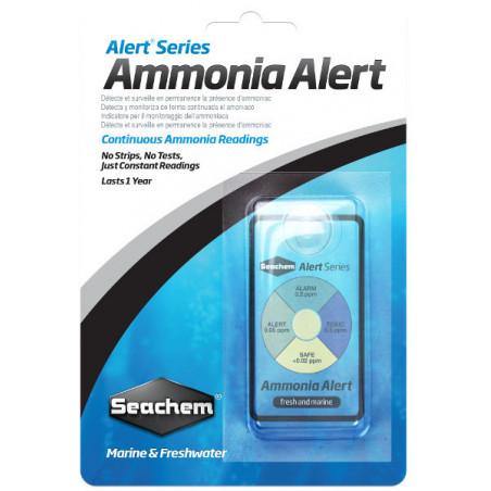 Seachem Ammonia Alert Detector de Amoniaco en Acuarios