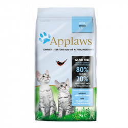 Applaws Kitten 80% Pollo Fresco