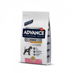 Advance Veterinary Atopic con Conejo y Guisantes