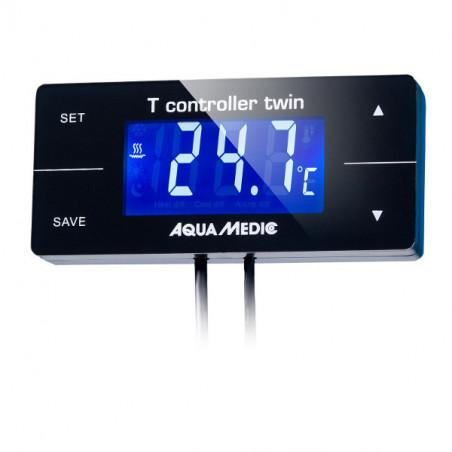 T Controller Twin Regulador para Acuarios