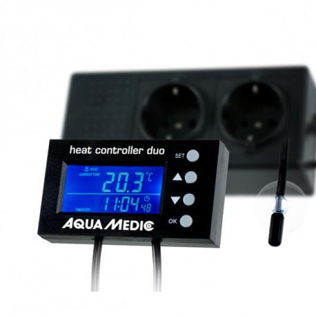 Heat Controller Duo Regulador para Calentadores de Acuarios