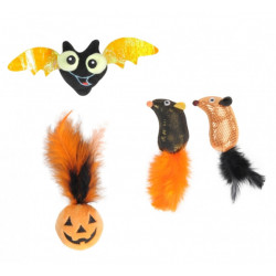 Monstruos Halloween para Gatos