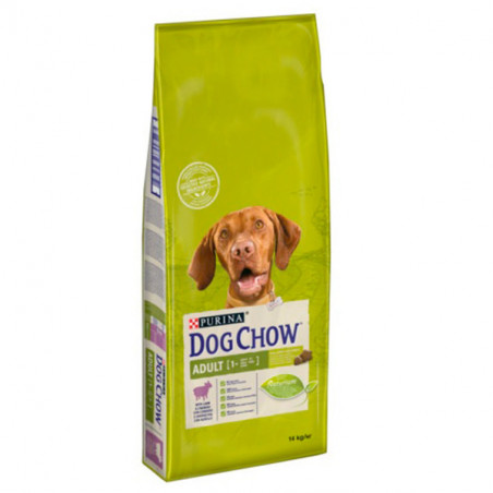 Pienso Para Perros Adulto Dog Chow con Cordero
