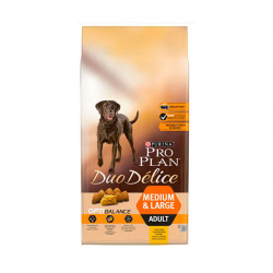 Pro Plan Duo Delice Pollo y Arroz Pienso Para Perros mediano grande