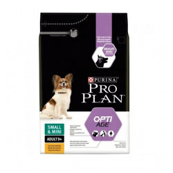 Purina Pro Plan Raza Pequeña & Mini Adulto 9+ OptiAge
