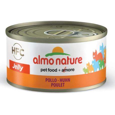 Almo Nature HFC Cat Pollo en Gelatina