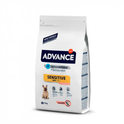 ADVANCE Adult Mini Sensitive Salmón y Arroz