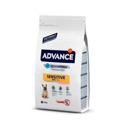 ADVANCE Adult Mini Sensitive Salmón y Arroz