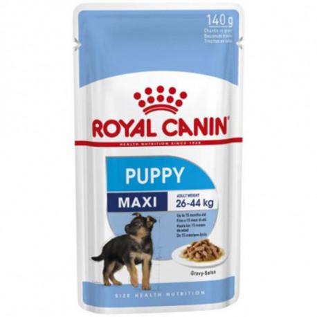 Royal Canin Puppy Maxi Sobre 140gr